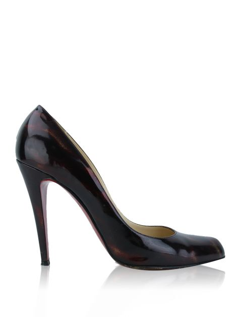Sapato Christian Louboutin Simple Pump Marmorizado