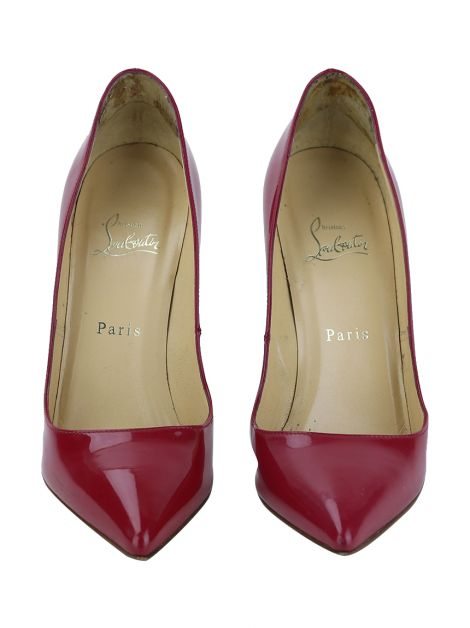 Sapato Christian Louboutin So Kate 120 Rosa