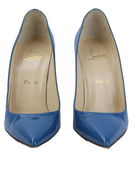 Sapato Christian Louboutin So Kate Azul