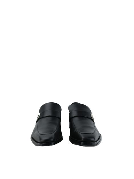Sapato Gucci Interlocking GG Loafer Preto