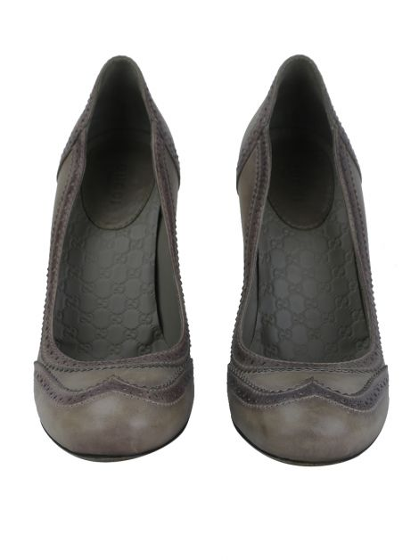 Sapato Gucci Saddle Soft Tamponato