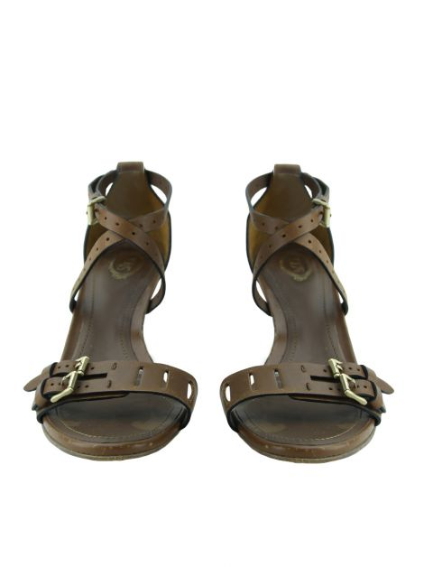 Sapato Tod''s Ankle Strap Marrom