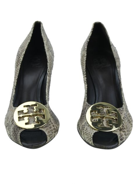 Sapato Tory Burch Sally Animal Print