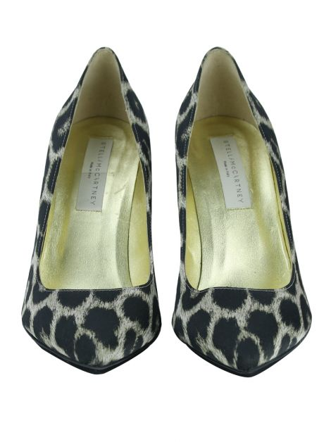 Scarpin Stella McCartney Tecido Animal Print