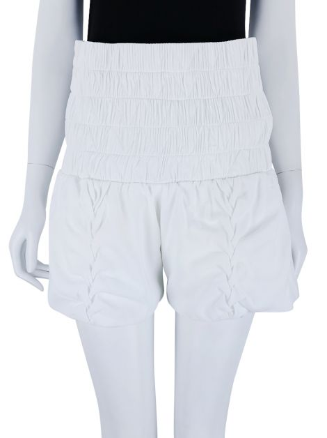 Shorts A. Niemeyer Tecido Off-White