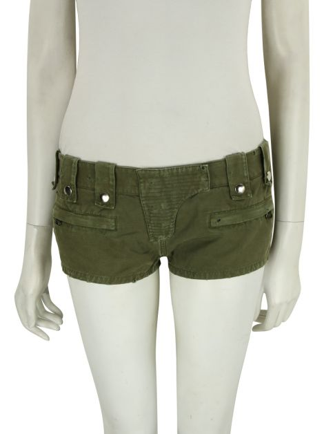 Shorts Balmain Mini Militar