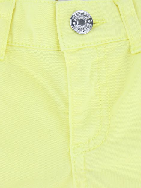 Shorts Gucci Jeans Amarelo