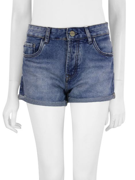 Shorts Le Lis Blanc High Waisted Jeans