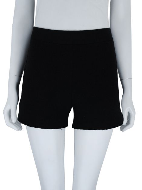 Shorts NK Mini Lã Preto