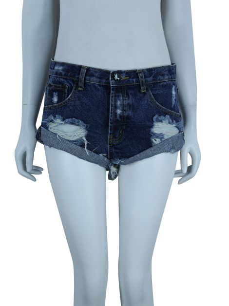 Shorts One Teaspoon Destroyed Jeans