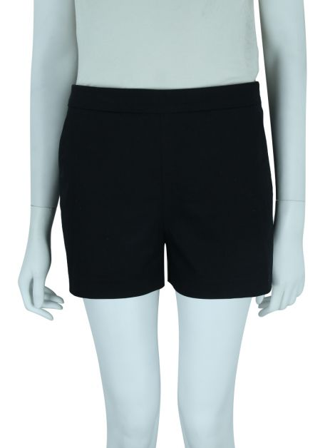 Shorts Red Valentino Basic Preto