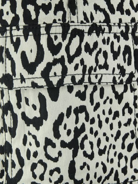 Shorts Saia Mixed Animal Print