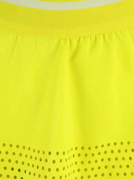 Shorts Saia Stella McCartney Amarelo