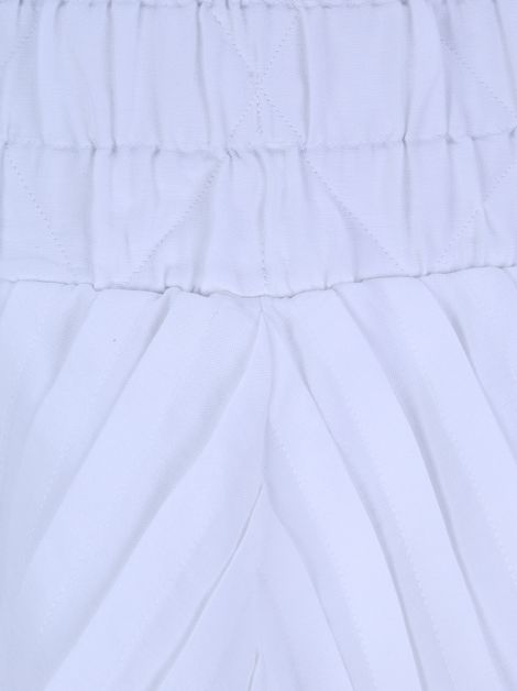 Shorts Sophia Hegg Mini Branco