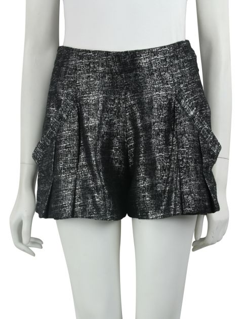 Shorts Talie NK Tweed Metalizado