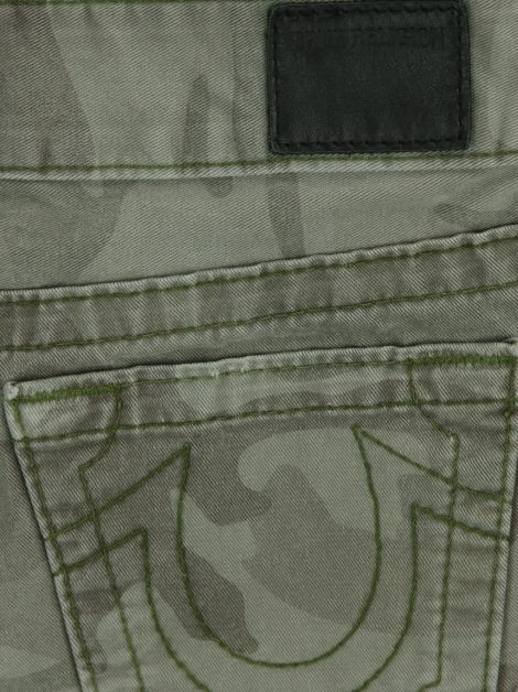 Shorts True Religion Camuflado