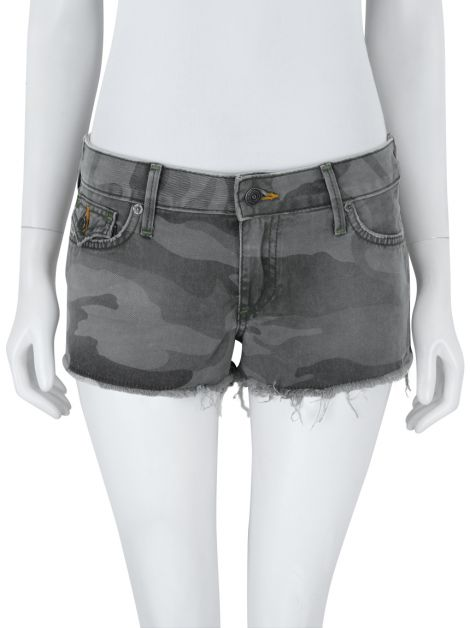 Shorts True Religion Joey Cut Off Camuflado