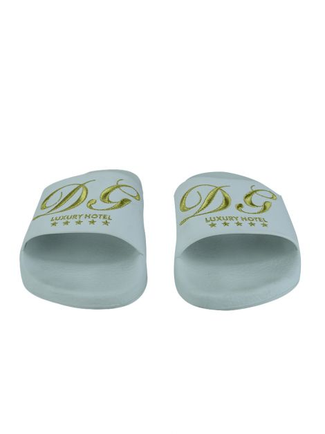 Slides Dolce & Gabbana Luxury Hotel Branco