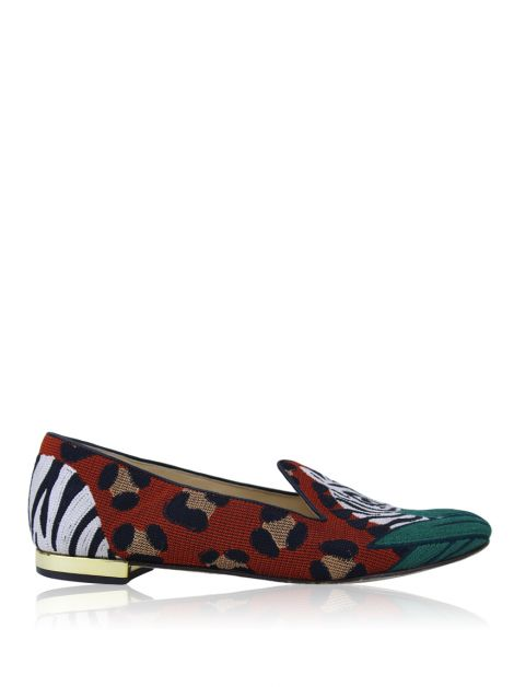 Slipper Charlotte Olympia Animal Kingdom