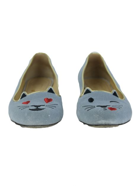 Slipper Charlotte Olympia Flirty Kitty