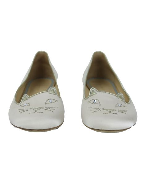 Slipper Charlotte Olympia Kitty Cetim