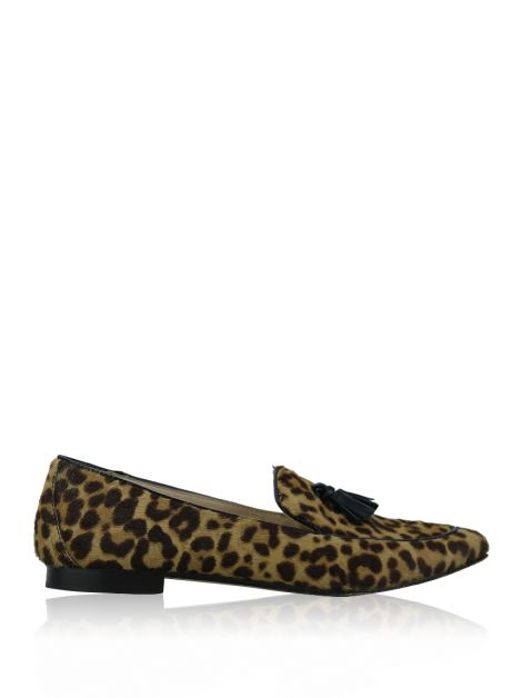 Slipper J. Crew Cavalino Animal Print
