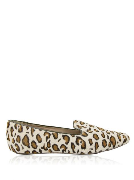 Slipper J. Crew Cavalino Estampado