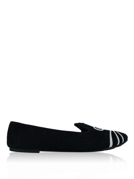 Slipper Marc By Marc Jacobs Mia Cat Face Preto