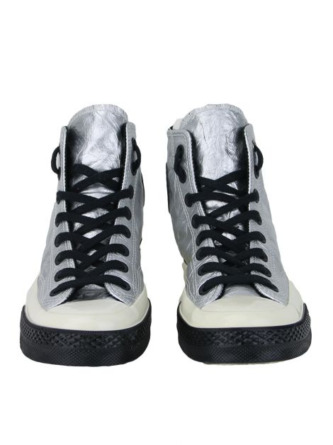 Tênis Achados do EU Converse X All Star Chuck Tailor Prata