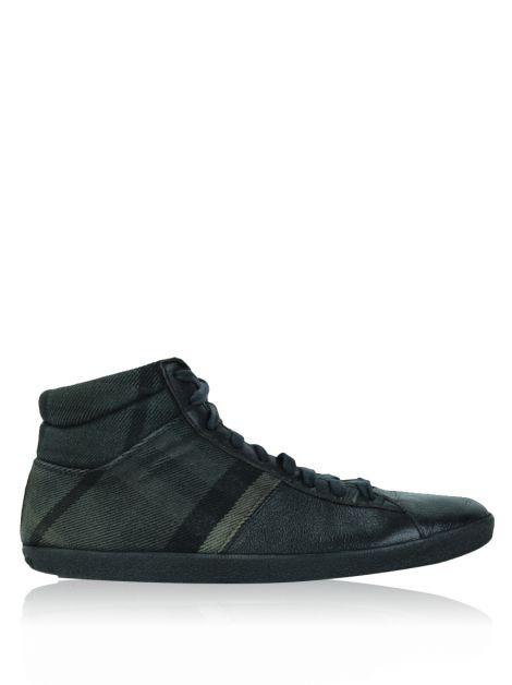 Tênis Burberry Xadrez High Top