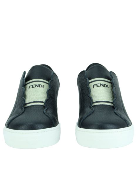 Tênis Fendi Slip On Infantil