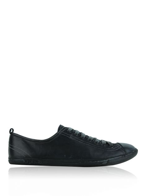 Tênis Prada Low-Top All Black Masculino