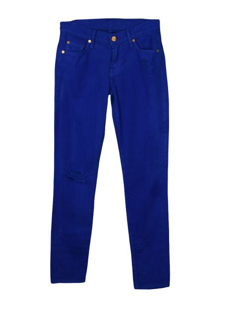 Calça Seven For All Mankind The Slim Cigarrete