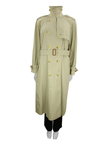 Trench Coat Burberry's Vintage Bege