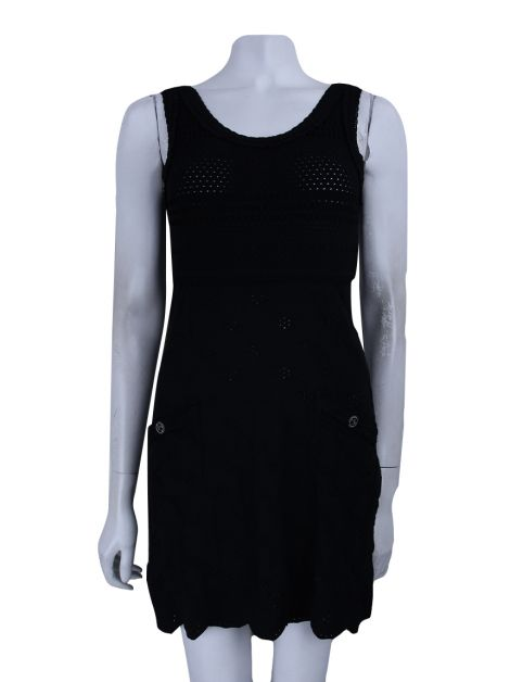 Vestido Chanel Mini Off