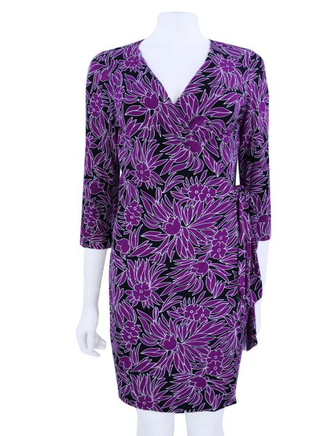 Vestido Diane Von Furtenberg New Julian Two Floral