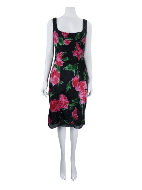 Vestido Dolce & Gabbana Only Under 40 Estampa Floral