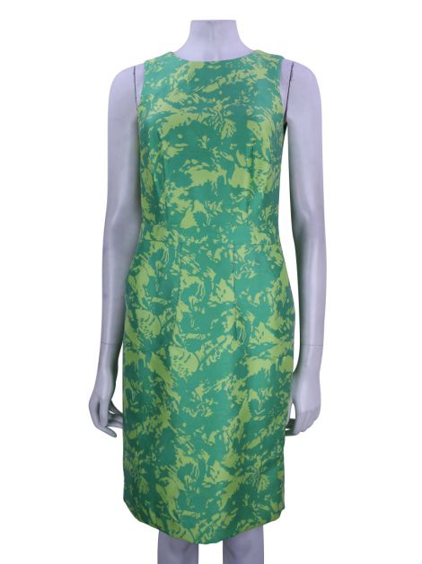 Vestido Mixed Estampa Verde