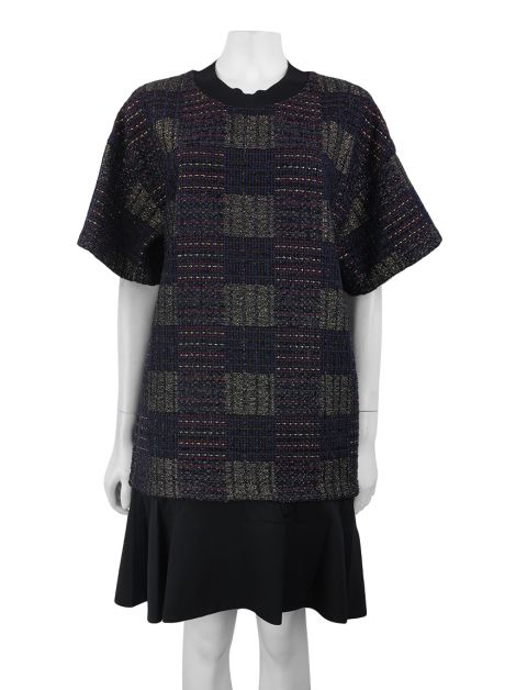 Vestido Phillip Lim Tweed Lurex