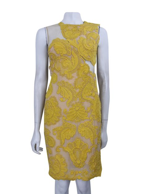 Vestido Stella McCartney Renda Midi