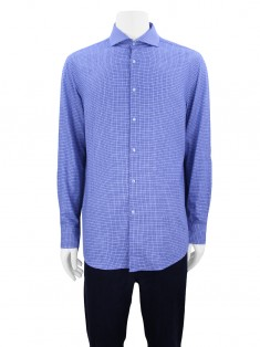 Camisa Hugo Boss Slim Fit Estampada