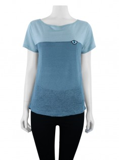 Blusa Ateen Patch Olho Bicolor