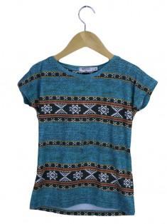 Blusa Mixed Kids Etnica Gypsy