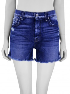Shorts Seven For All Mankind High Waist Vintage Bootcut Jeans