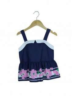 Blusa Janie and Jack Floral Toddler