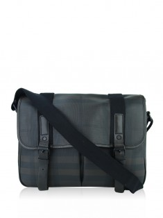 Bolsa Burberry Grifford Messenger Check