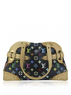 Bolsa Louis Vuitton Claudia Multicolore