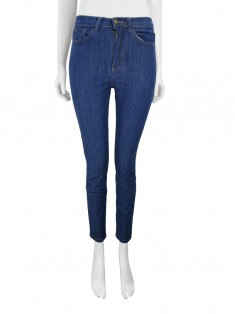 Calça Not Your Basic Denim Skinny Azul