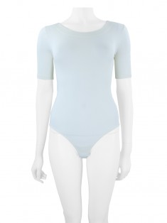 Body Wolford Tecido Off White