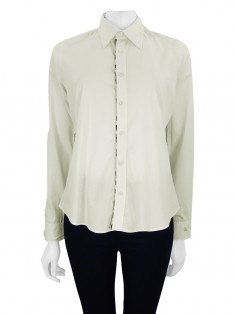 Camisa Burberry Off-White